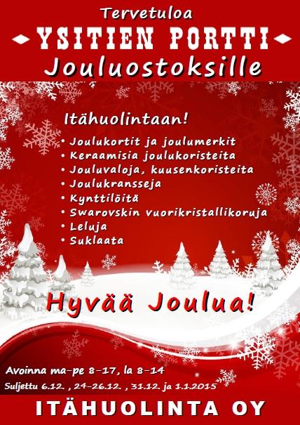 joulumainos